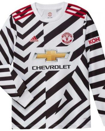 Manchester United Third Kit Long Sleeve