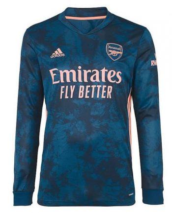 Arsenal 2021 Long Sleeve Third Jersey