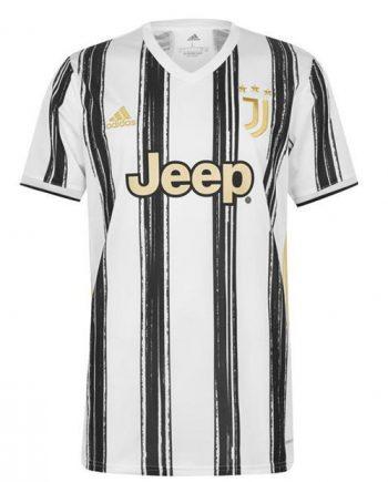 Juventus 2021 Home Jersey