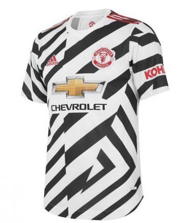 Manchester United 2021 Third Jersey