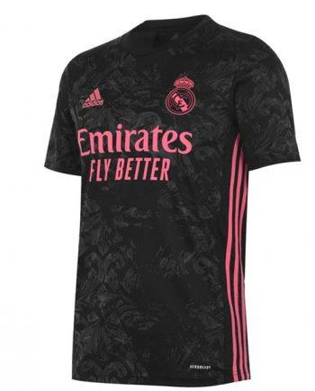 Real Madrid 2021 Third Jersey