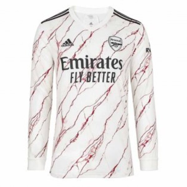 Arsenal 2021 Long Sleeve Away Jersey