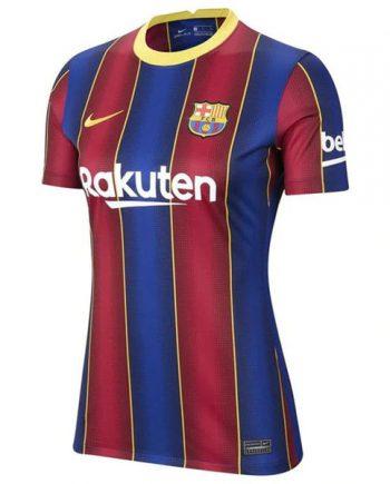 Barcelona Ladies Home Jersey 2021
