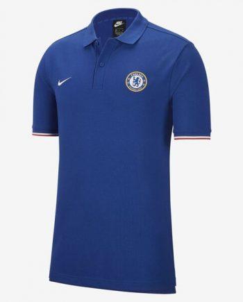 Chelsea Polo Shirt | Blue