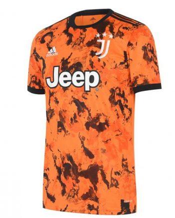 Juventus 2021 Third Jersey