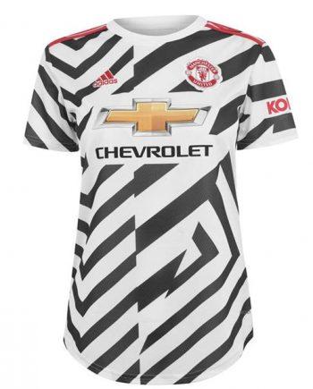 Manchester United Ladies Third Jersey 2021