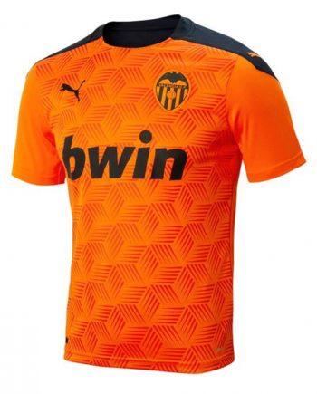 Valencia-Away-Jersey 2021