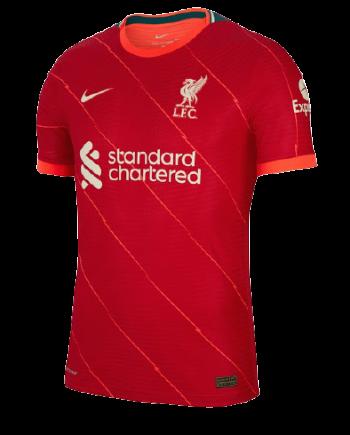 liverpool 2022 home kit