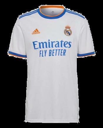 Adidas Real Madrid Home Shirt