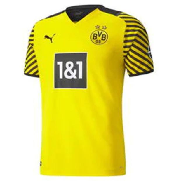 Puma Borussia Dortmund Home Shirt 2021/2022