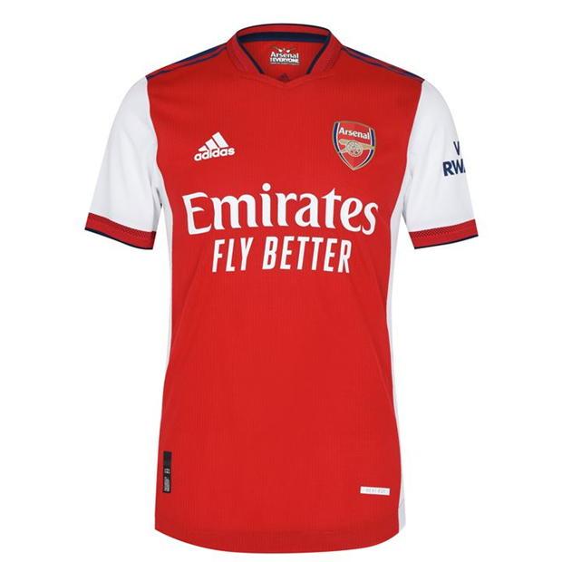 Arsenal 2021/22 Home Football Shirt
