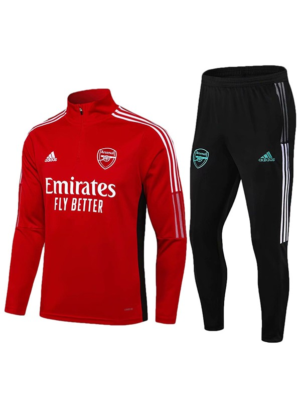 Arsenal Tracksuit | Red